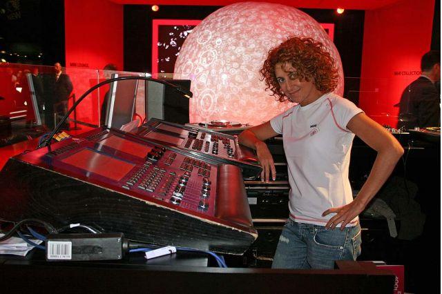 2006 Paris Show DJ Paige