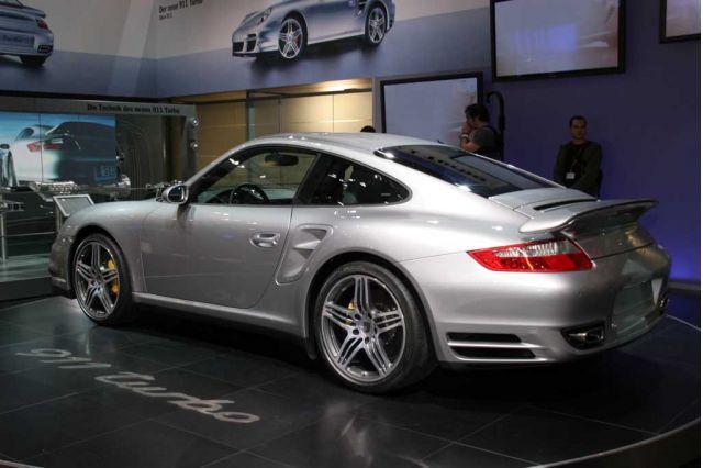 2006 Porsche 911 Turbo