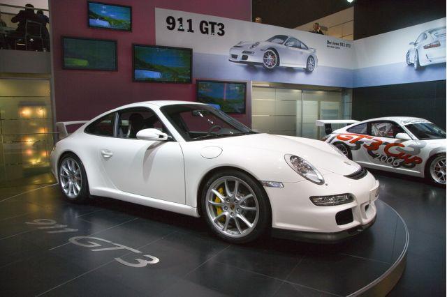 2006 Porsche 91 GT3