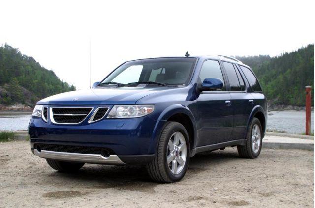 Buick Rainier And Saab 9 7x Recalled