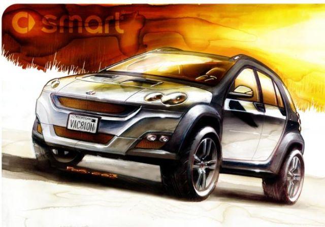 2006 smart formore