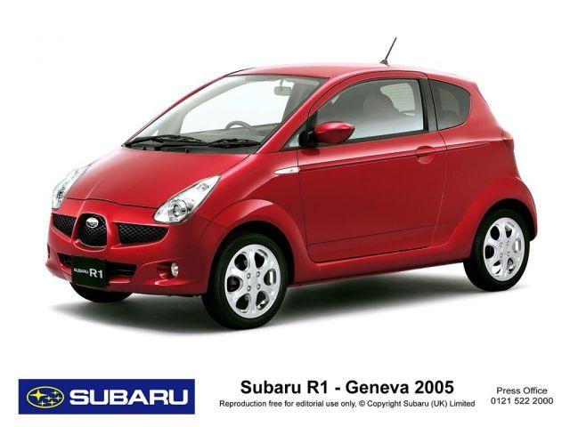 2006 Subaru Minicar