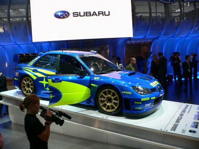 2006 Subaru WRC