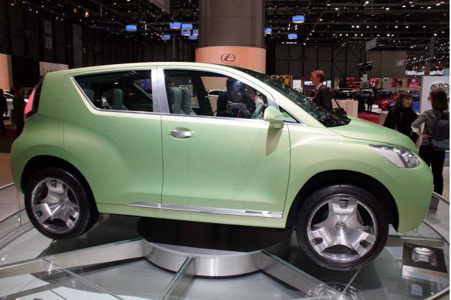 2006 Toyota Urban Cruiser concept