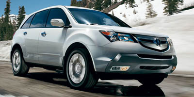 Acura MDX Review Ratings Specs Prices And Photos The Car - 2007 acura mdx sport shocks