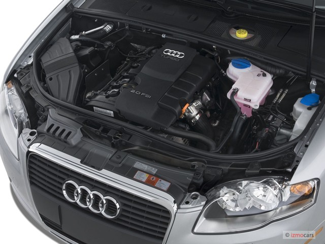 Image 2007 Audi A4 2007 2 Door Cabrio Auto 3 2l Quattro