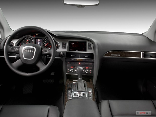 image 2007 audi a6 4 door avant wagon 3 2l quattro dashboard size 640 x 480 type gif. Black Bedroom Furniture Sets. Home Design Ideas