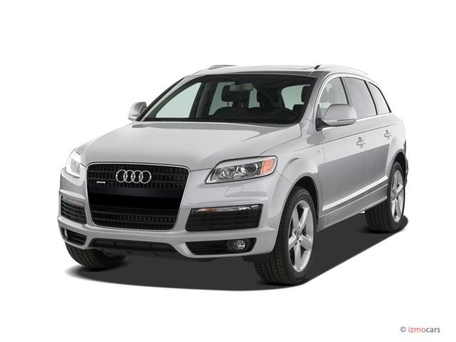 2007 audi q7 review ratings specs prices and photos the car connection. Black Bedroom Furniture Sets. Home Design Ideas