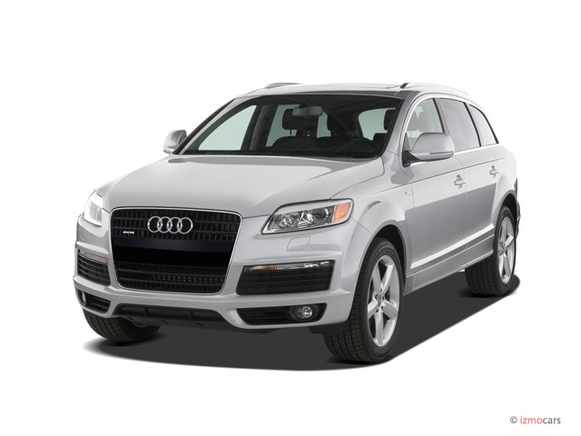 2007 audi q7 review ratings specs prices and photos. Black Bedroom Furniture Sets. Home Design Ideas