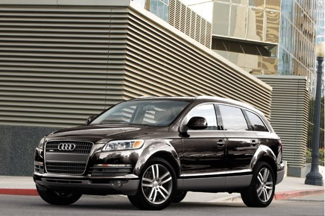 audi q7 tdi nets mpg from new york to d c. Black Bedroom Furniture Sets. Home Design Ideas
