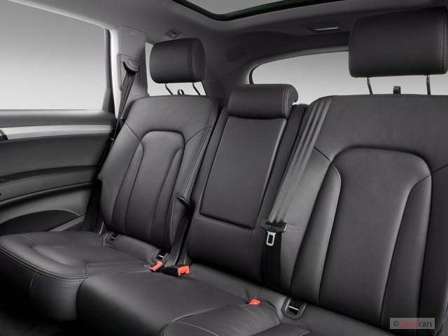 2016 Audi Q5 >> Image: 2007 Audi Q7 quattro 4-door 3.6L Premium Rear Seats ...
