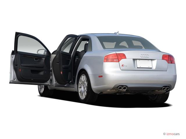 Image 2007 Audi S4 2007 4 Door Sedan Auto Open Doors