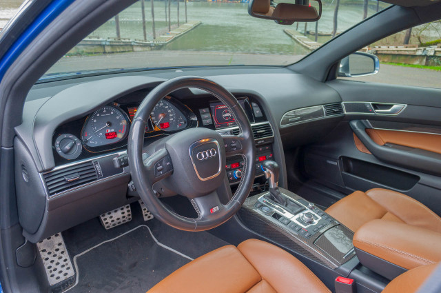 Es-stating the obvious: 2007 Audi S6 Avant is the dream wagon we ...