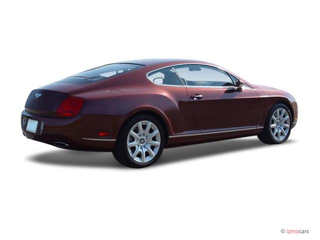 Image 2007 Bentley Continental Gt 2 Door Coupe Angular
