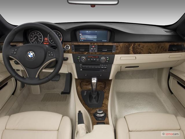 Image BMW Series Door Convertible I Dashboard Size - 2007 bmw 328i convertible