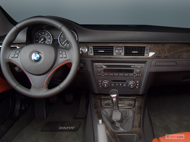 Image 2007 Bmw 3 Series 2 Door Coupe 335i Rwd Dashboard