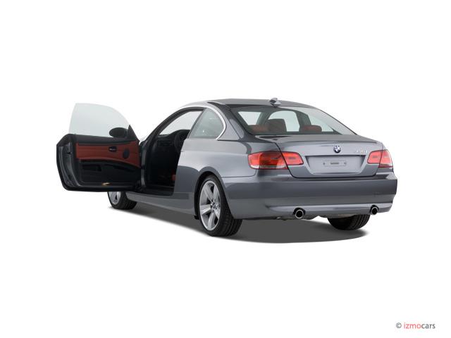 Image: 2007 BMW 3-Series 2-door Coupe 335i RWD Open Doors ...