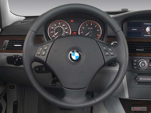 image 2007 bmw 3 series 4 door sport wagon 328i rwd steering wheel size 640 x 480 type gif. Black Bedroom Furniture Sets. Home Design Ideas
