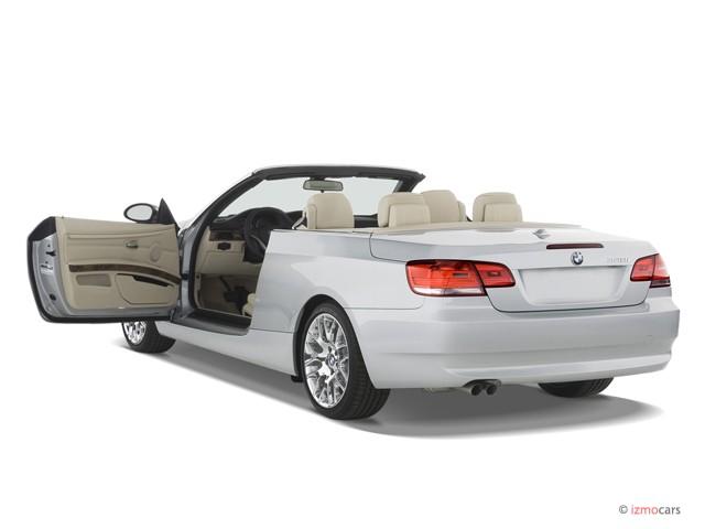 Image BMW Series Door Convertible I Open Doors Size - 2007 bmw 328i convertible