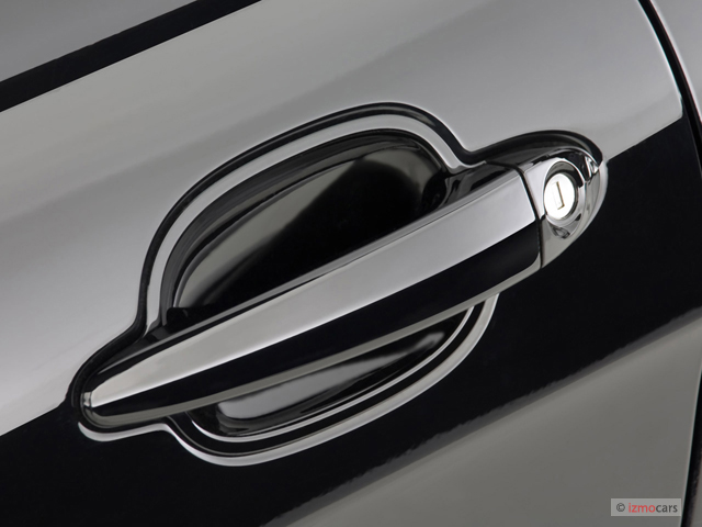 Image 2007 Bmw 6 Series 2 Door Coupe 650i Door Handle
