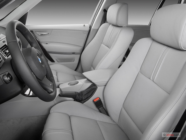 Image: 2007 BMW X3-Series AWD 4-door 3.0si Front Seats ...