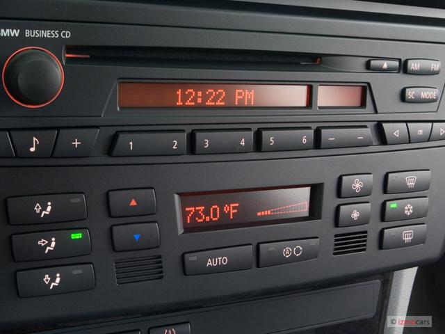 Image: 2007 BMW X3-Series AWD 4-door 3.0si Temperature ...