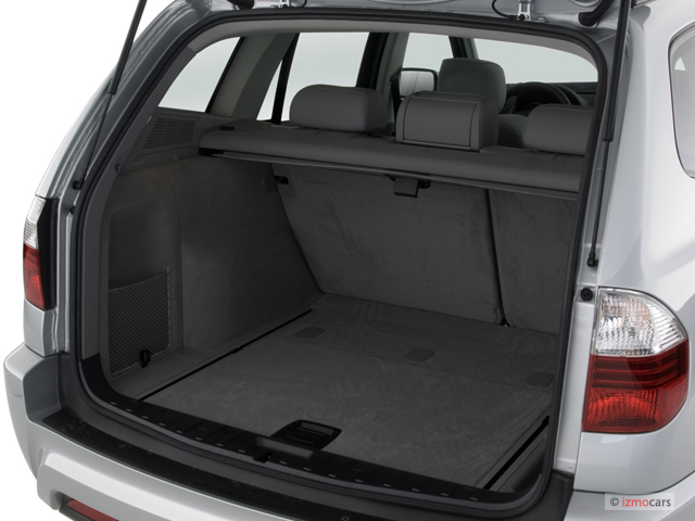 image 2007 bmw x3 series awd 4 door trunk size 640 x 480 type gif posted on. Black Bedroom Furniture Sets. Home Design Ideas