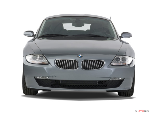 Image 2007 Bmw Z4 Series 2 Door Coupe 3 0si Front