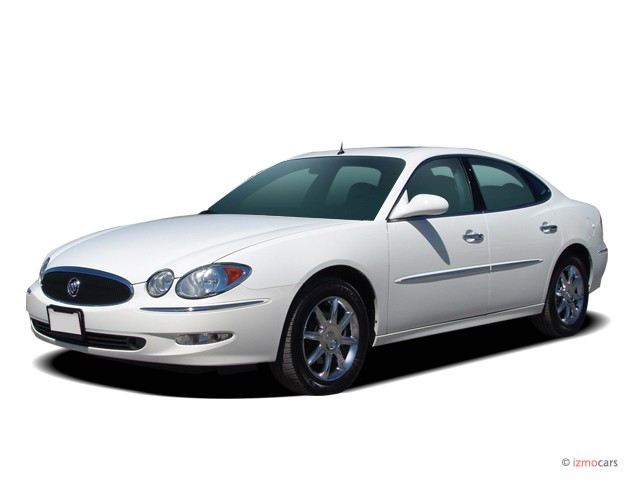2007 Buick Lacrosse Review Ratings Specs Prices And