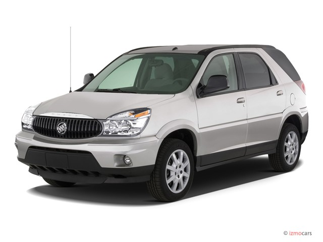 2007 Buick Rendezvous FWD 4-door CX *Ltd Avail* Angular Front Exterior View