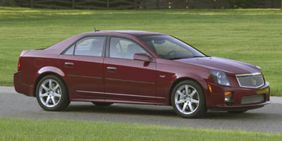 2007 Cadillac CTS-V Review, Ratings, Specs, Prices, and Photos - The