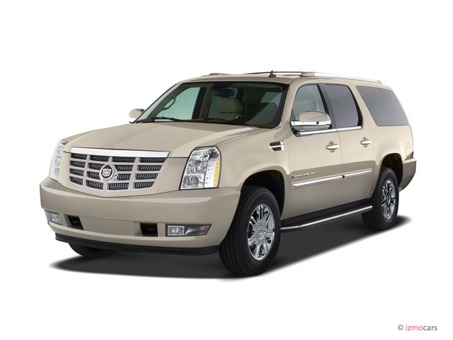 2007 cadillac escalade esv pictures photos gallery the. Black Bedroom Furniture Sets. Home Design Ideas