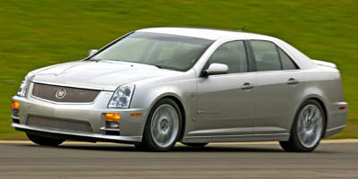 Image: 2007 Cadillac STS-V , size: 400 x 200, type: gif, posted on