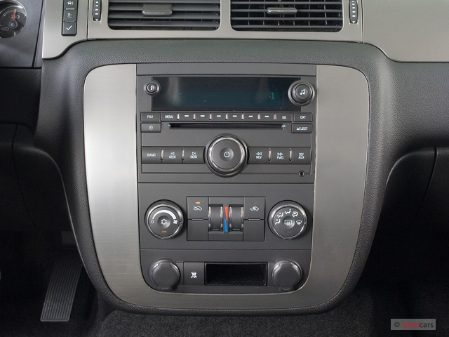 "Used Chevy Avalanche >> Image: 2007 Chevrolet Avalanche 2WD Crew Cab 130"" LS Instrument Panel, size: 640 x 480, type ..."