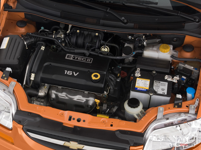 Image: 2007 Chevrolet Aveo 5dr Wagon LS Engine, size: 640 x 480, type: gif, posted on: December ...