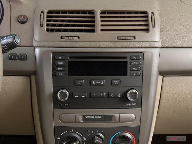 Image 2007 chevrolet cobalt 4 door sedan ls air vents for 05 chevy cobalt 4 door