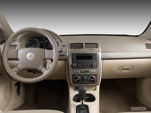 Image: 2007 Chevrolet Cobalt 4-door Sedan LS Dashboard, size: 640 x 480, type: gif, posted on ...
