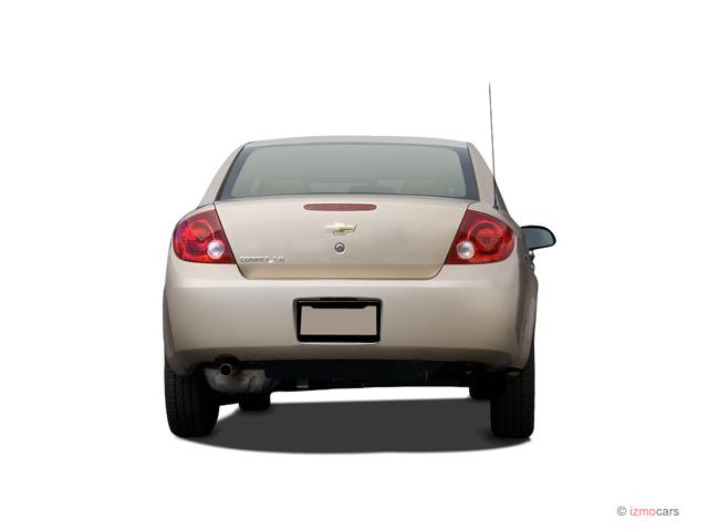 Image 2007 chevrolet cobalt 4 door sedan ls rear exterior for 05 chevy cobalt 4 door
