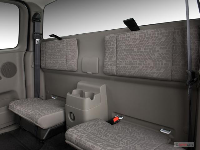 """Image: 2007 Chevrolet Colorado 2WD Ext Cab 125.9"""" LS Rear ..."""
