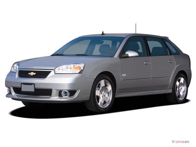2007 Chevrolet Malibu Maxx 5dr Sedan SS *Ltd Avail* Angular Front Exterior View
