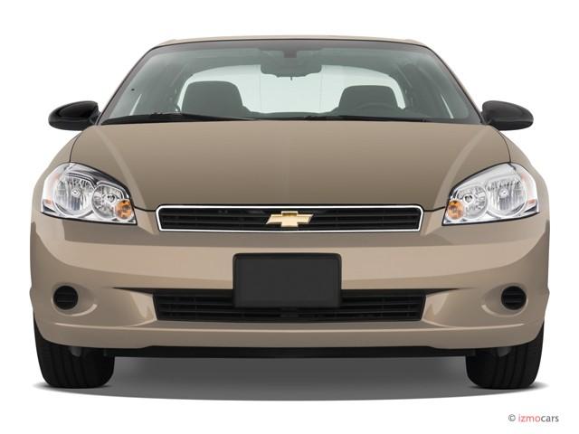 Image 2007 Chevrolet Monte Carlo 2 Door Coupe Ls Front