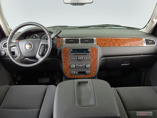 image 2007 chevrolet suburban 2wd 4 door 1500 lt dashboard size 640 x 480 type gif posted. Black Bedroom Furniture Sets. Home Design Ideas