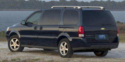 2007 Chevrolet Uplander Chevy Review Ratings Specs Prices And Photos The Car Connection