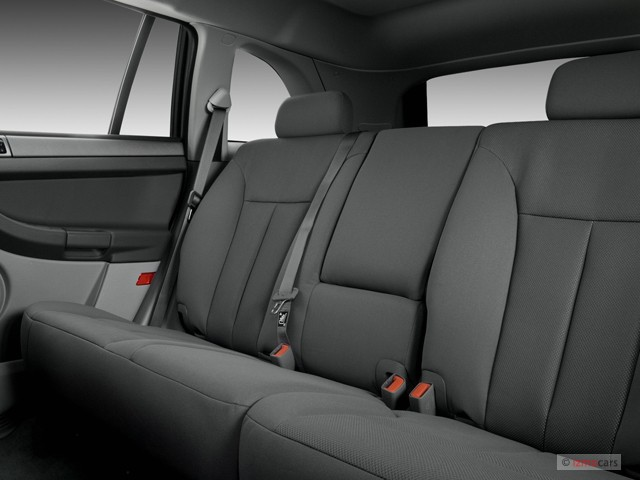 image 2007 chrysler pacifica 4 door wagon fwd rear seats size 640 x 480 type gif posted on. Black Bedroom Furniture Sets. Home Design Ideas