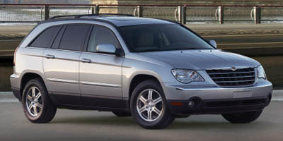 2007 Chrysler Pacifica Review Ratings Specs Prices And Photos The Car Connection