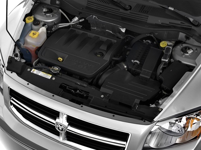 Image 2008 Dodge Caliber 4 Door Hb Sxt Fwd Engine Size
