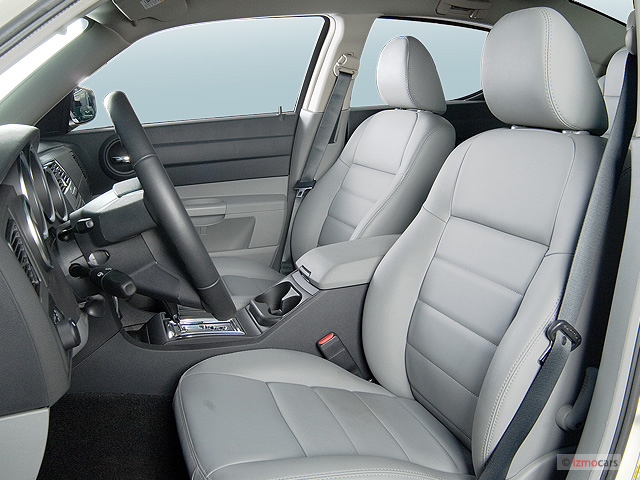 Image: 2007 Dodge Charger 4-door Sedan 5-Spd Auto RWD ...