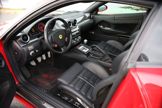Ferrari Officially Says Arrivederci To The Manual Gearbox