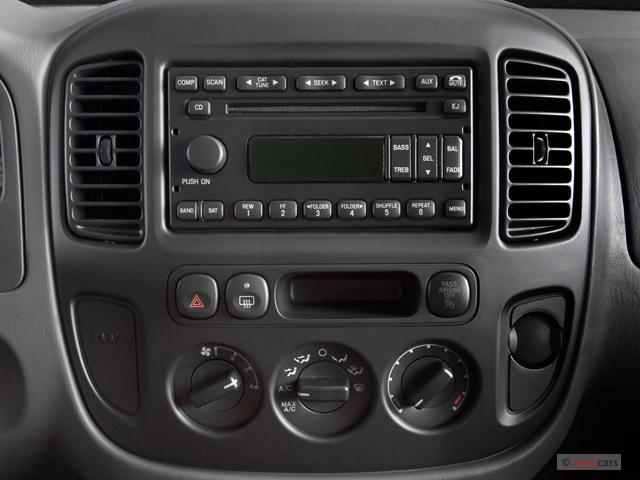 Image 2007 Ford Escape 4wd 4 Door I4 Manual Xls