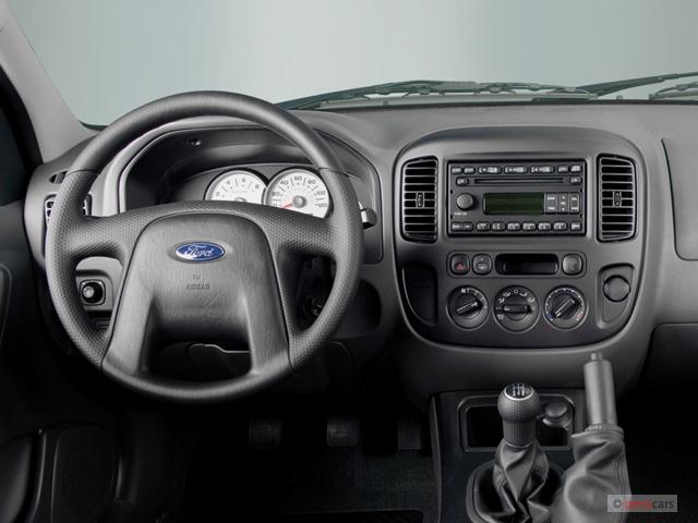 image 2007 ford escape 4wd 4 door i4 manual xls steering. Black Bedroom Furniture Sets. Home Design Ideas